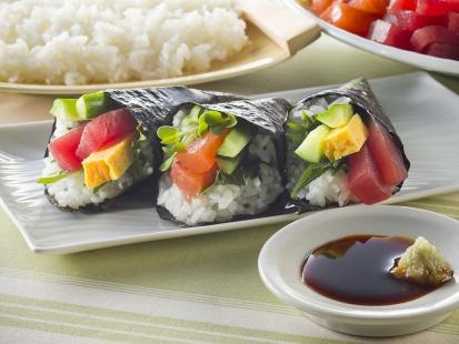 寿司 手 巻き