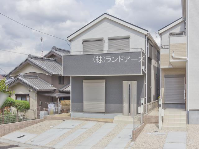 名古屋市天白区の新築一戸建て/クレイドルガーデン天白区島田Ⅱ