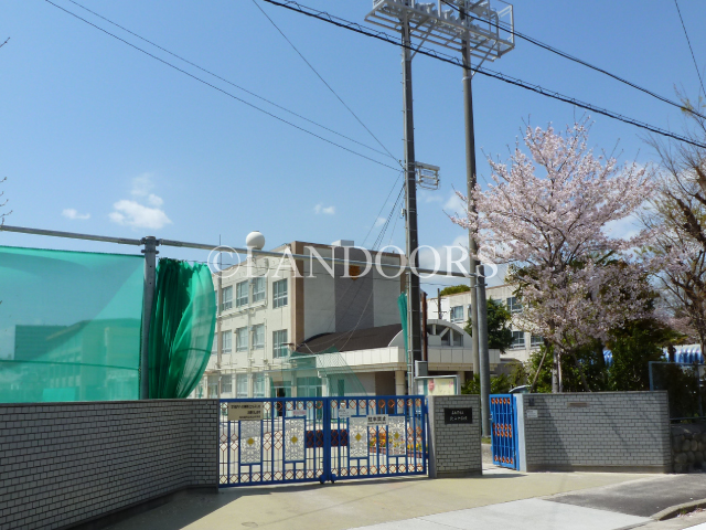 名古屋市立北山中学校区について