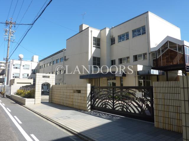名古屋市立御田中学校区について
