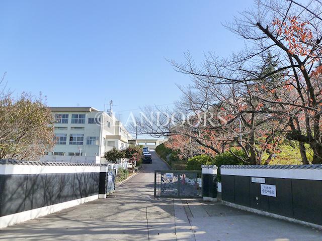 名古屋市立有松中学校区について