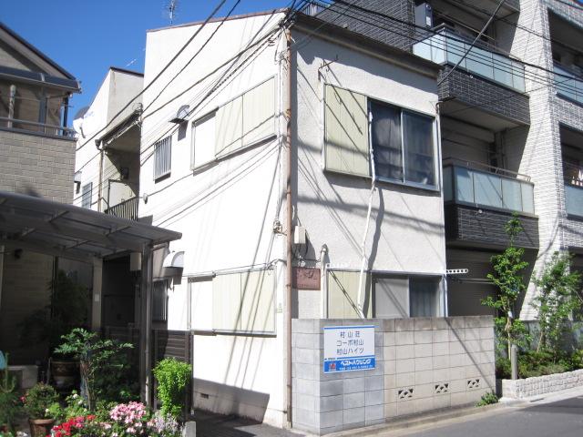 コーポ村山|北千住駅徒歩圏内の南向きアパート!