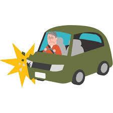 悲しい事故、続く高齢者の車事故