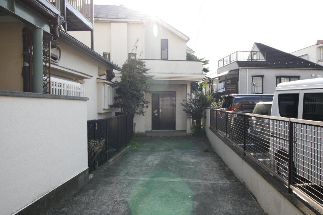 【希少な大型物件!】目黒区柿の木坂2丁目土地