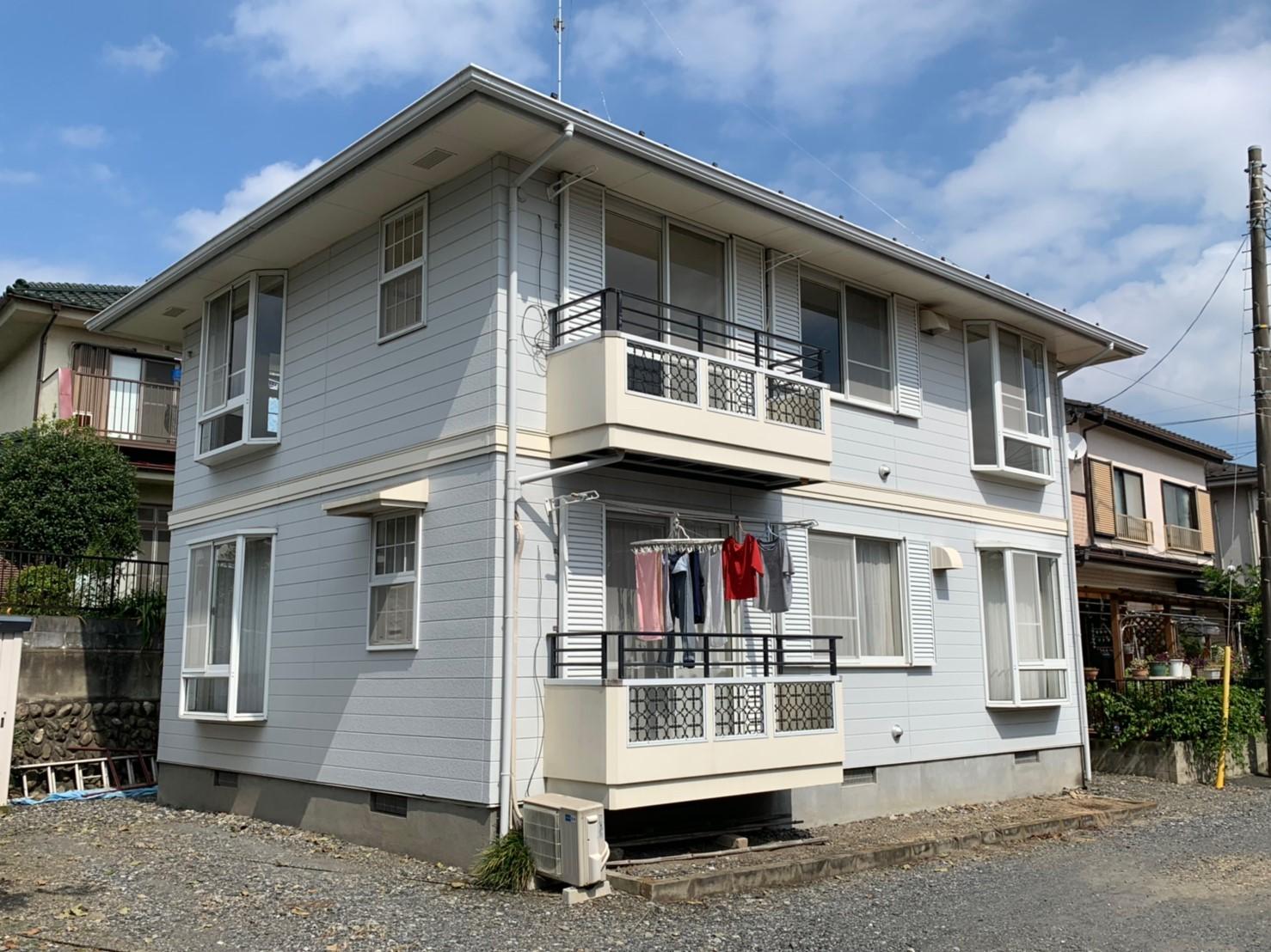 戸建て感覚アパート in Hamura