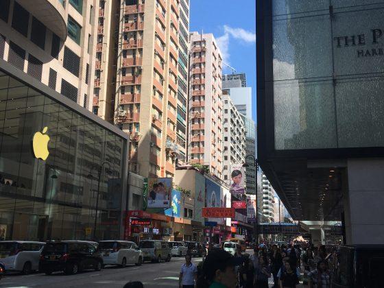 社員さんと香港マカオに行ってきました!