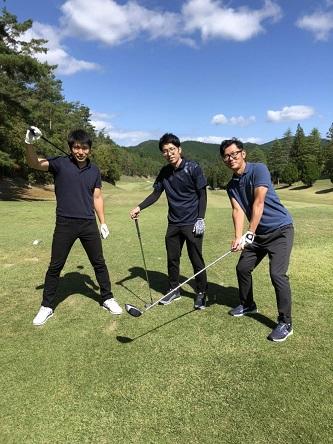 京都ゴルフ旅行