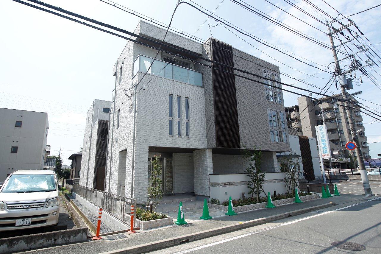 宮原駅徒歩5分 新築シャーメゾン♪