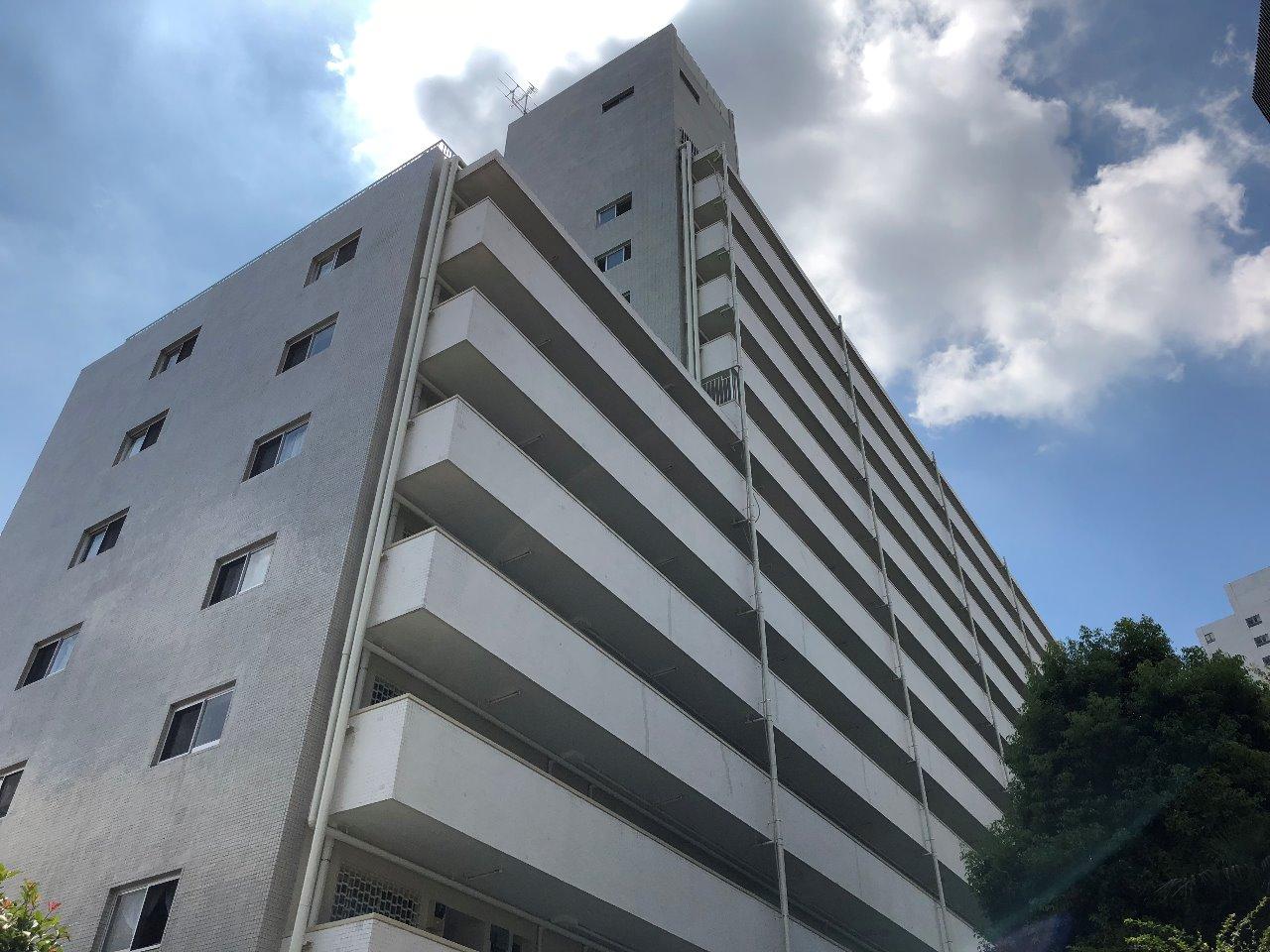 成約済み【中古マンション】グリーンヒル新宿|購入後リフォーム