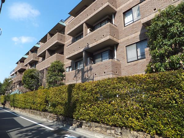 マンション|広尾駅徒歩3分、ペット可の賃貸マンション