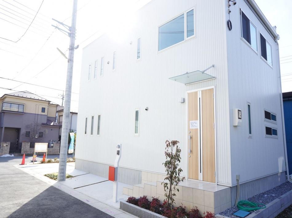 新築デザイナーズ住宅ユニテハウス2,980万円