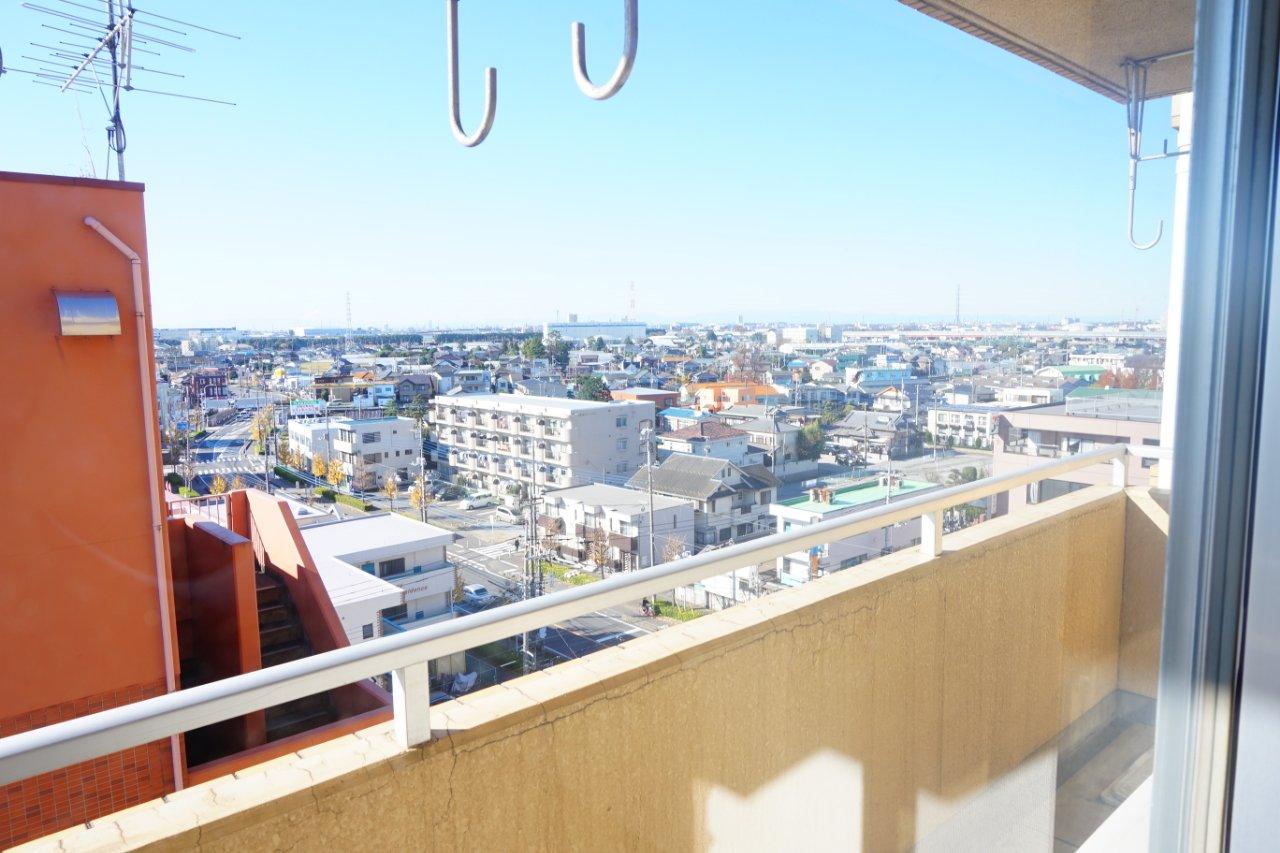 初期費用0円で、三郷駅から徒歩4分のマンションに入居できる♪