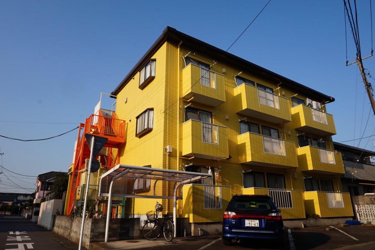 中古マンション一棟売り、吉川駅9分。投資用不動産も松井産業。