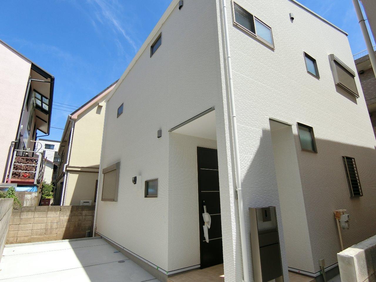 【初公開☆西糀谷4丁目☆新築戸建て】