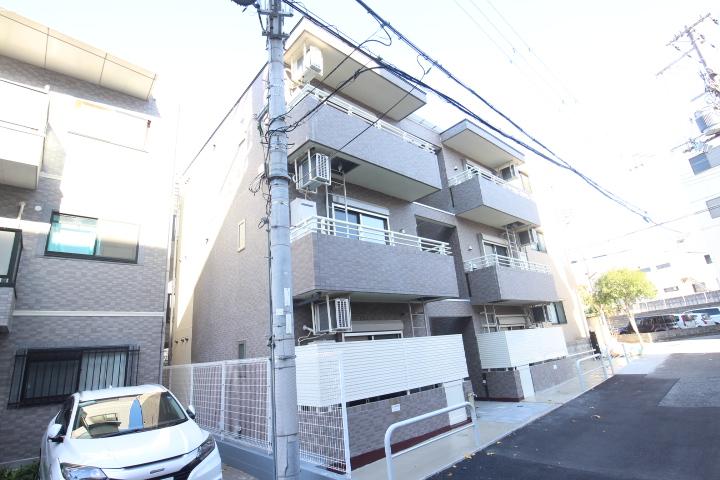 【建築】RC造3階建て共同住宅新築工事
