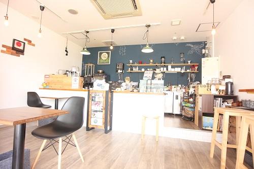 【店舗リフォーム】コーヒースタンド