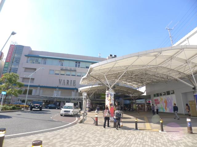 東武伊勢崎線:新越谷駅・JR武蔵野線:南越谷駅