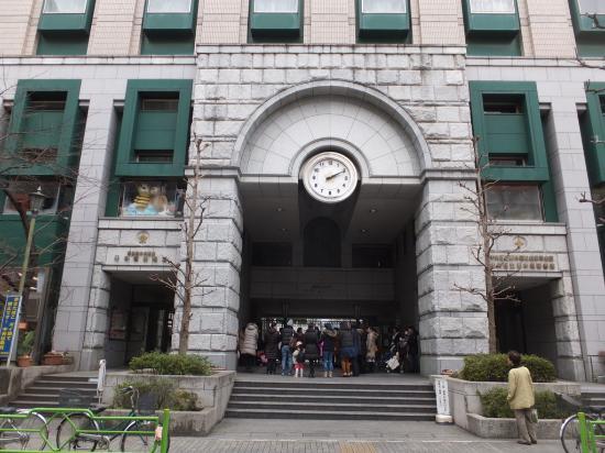 日本橋図書館
