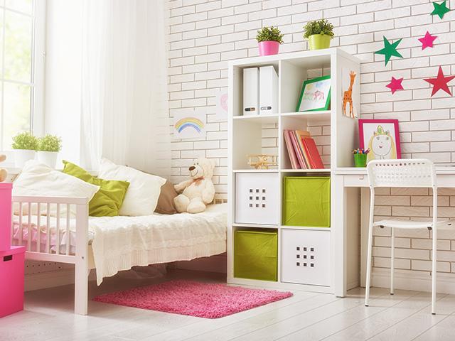 快適な子供部屋の作り方を目指すときの3つのポイント
