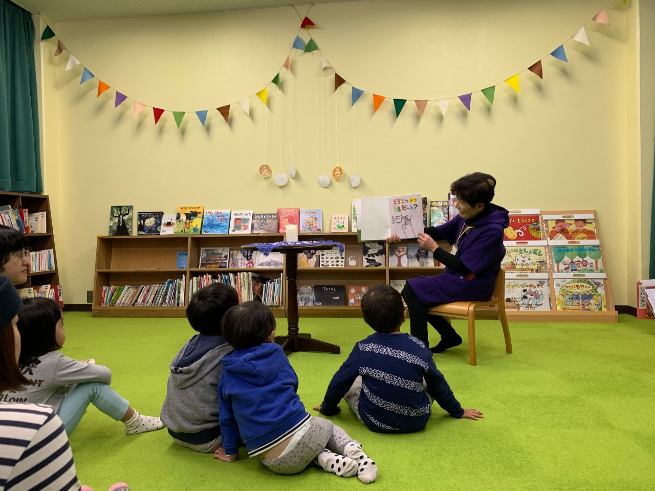 <茨木市 各図書館おはなし会>