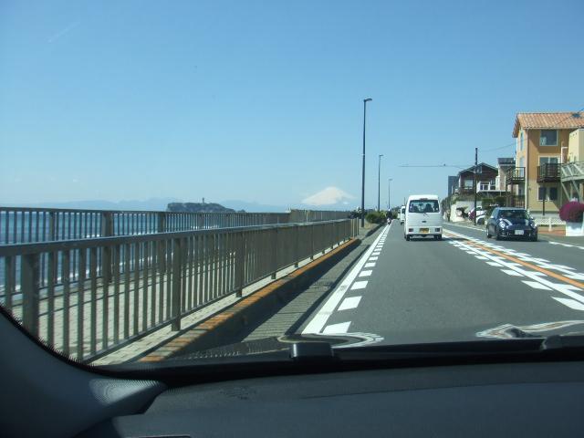 湘南から箱根は近い
