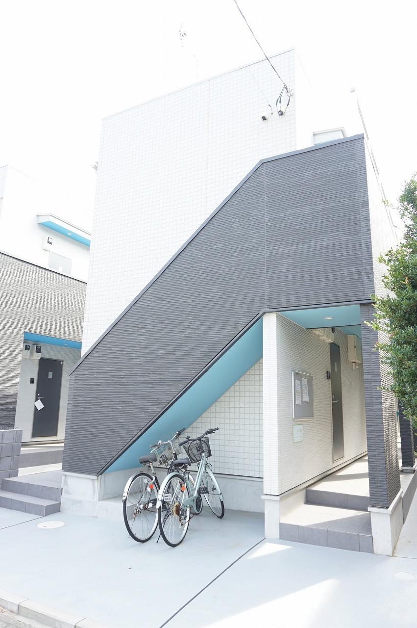 デザイナーズ1Kアパート 東武野田線新柏駅徒歩7分