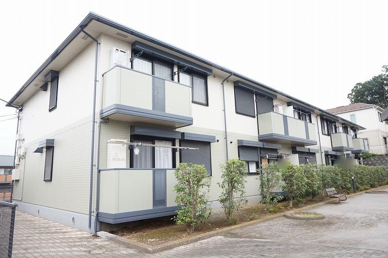 増尾駅徒歩4分!ダイワハウスのD-room 2LDKアパート
