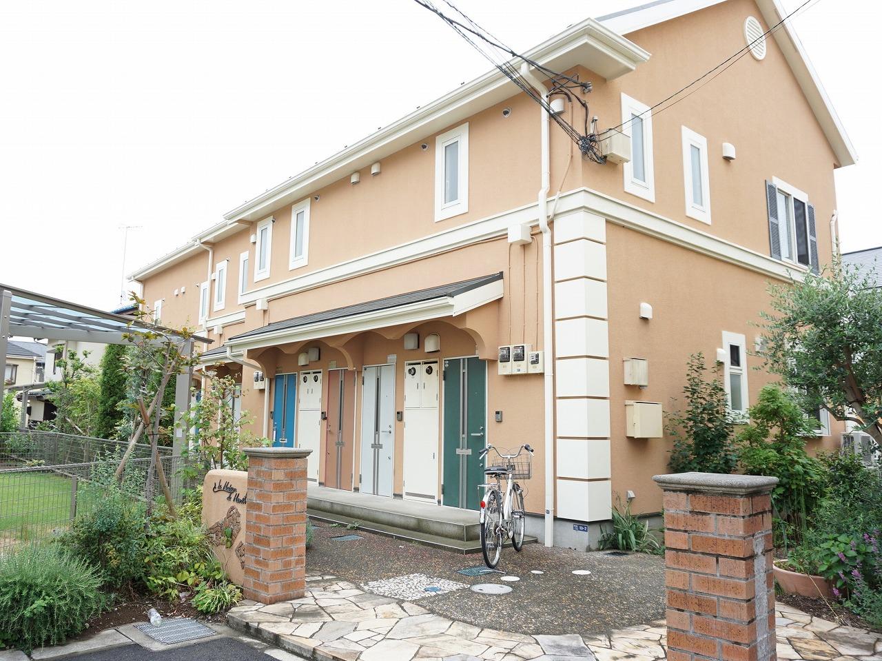 ペットと住める1Kアパート 三井ホーム施工 新柏駅から徒歩9分