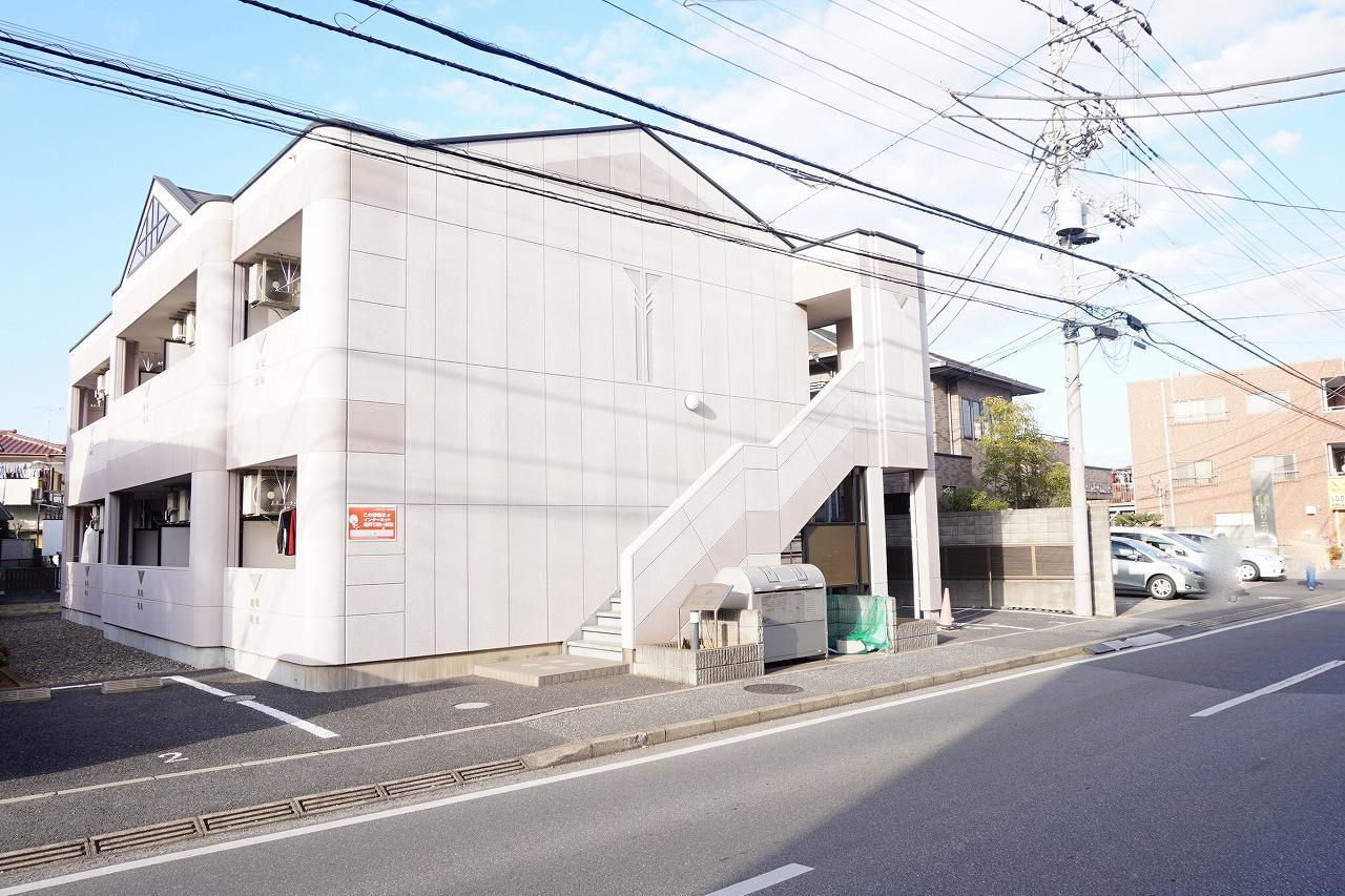 ピアリープレイス|1K・逆井駅徒歩3分 システムキッチン付き