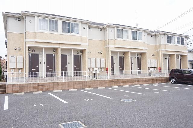 フレグランス明幸 人気の都市ガスの1LDK 増尾駅より徒歩10分!