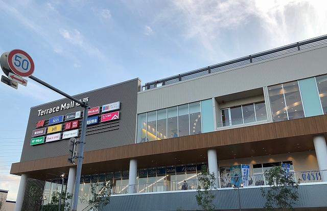 『Terrace Mall 松戸(テラスモール松戸)』オープン!!