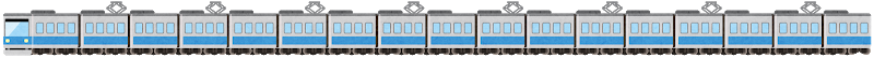 東武野田線(東武アーバンパークライン)急行運転開始と最終列車の繰り下げ