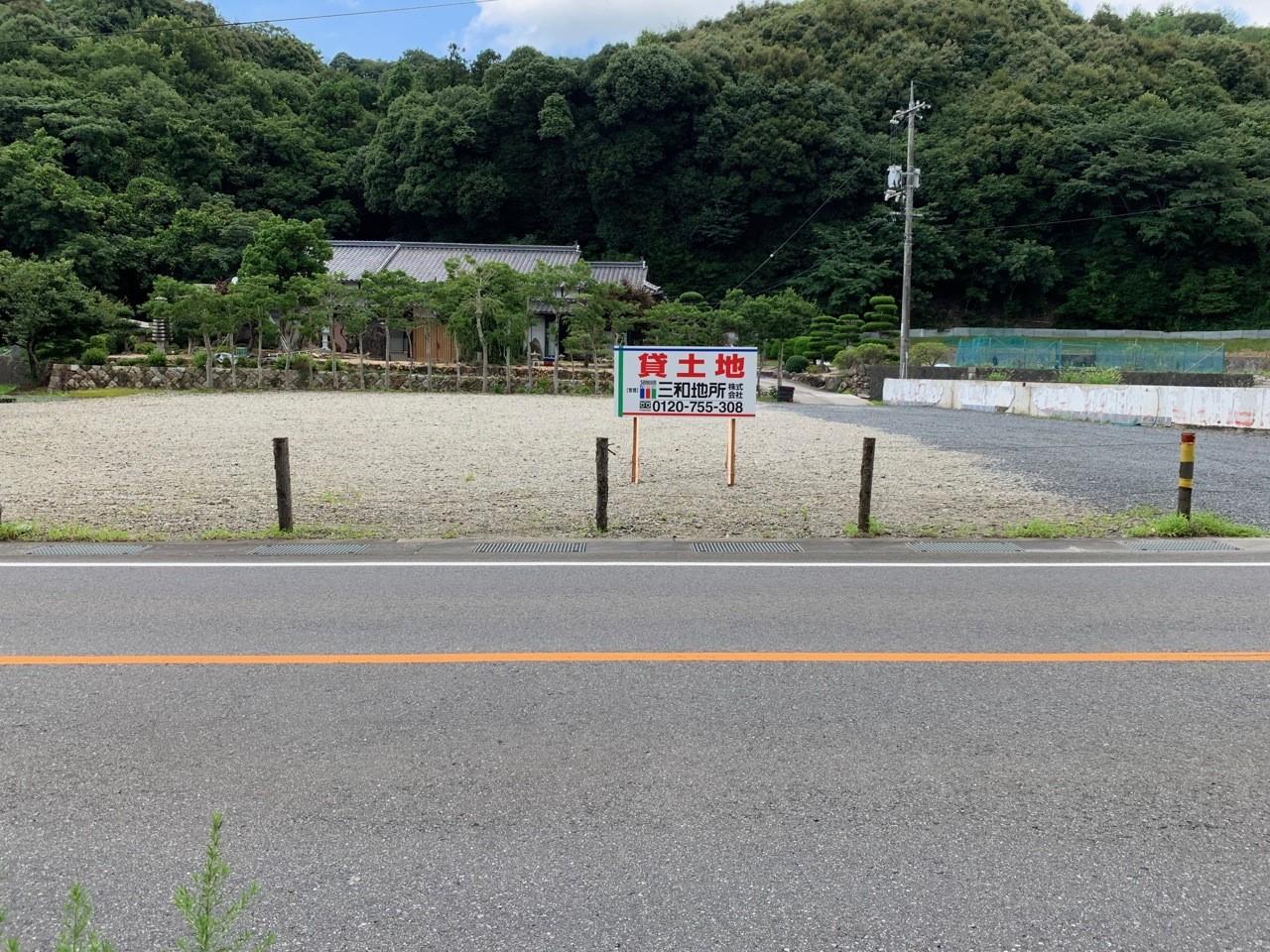 吉田M貸土地 500坪 150,000円(税別)