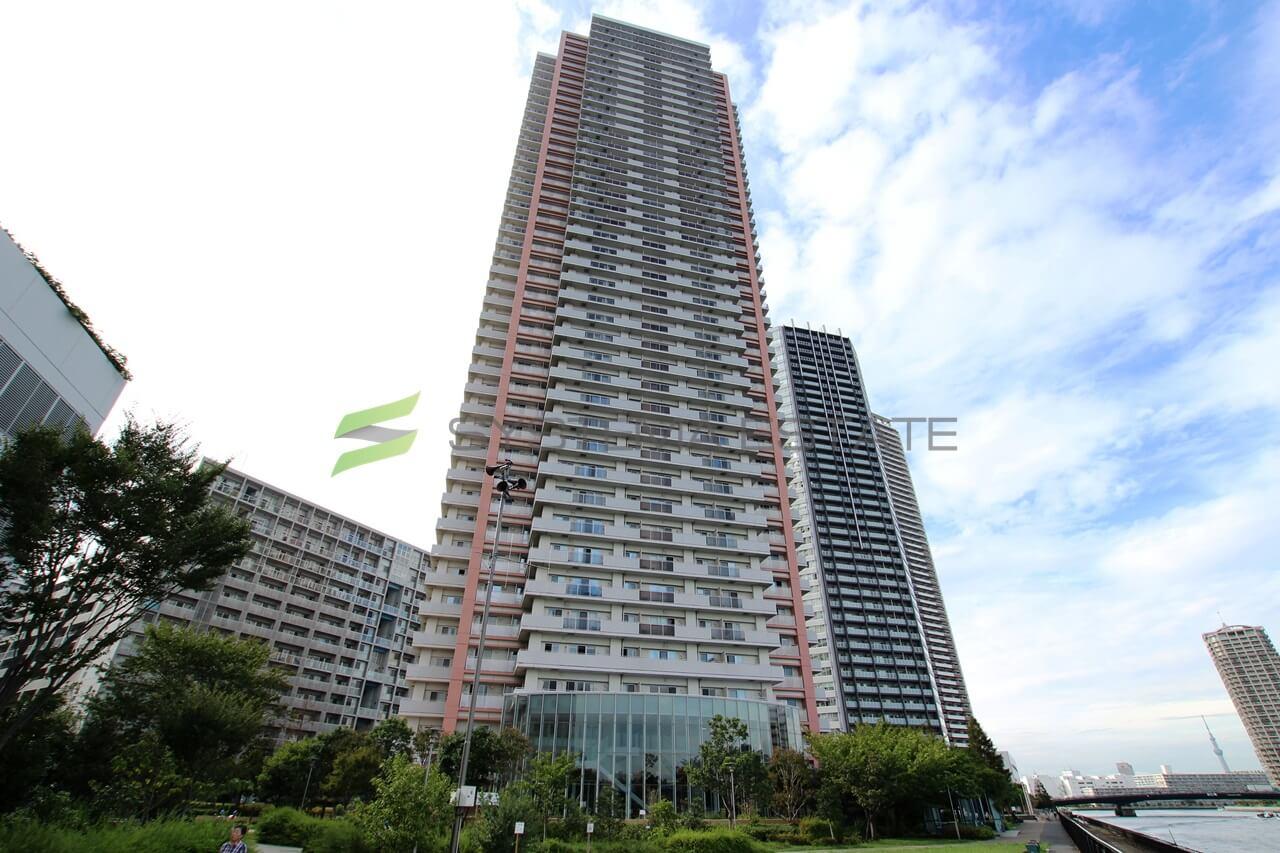 売マンション 最上階42階の4LDKタイプ