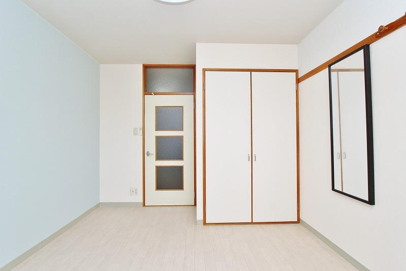 田宮街道まで徒歩6分!まとまりの良いコンパクトなお部屋です!