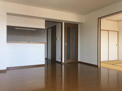 分譲マンション賃貸物件 最上階 3LDK