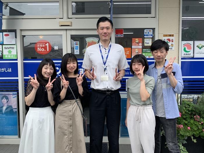 【お客様の声】松山国道11号店「ご家族全員が笑顔」