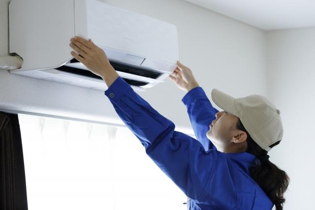 【松山の賃貸】住みたいお部屋にエアコンがついてなかったら?