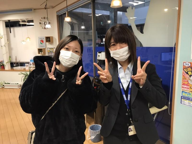 【お客様の声】松山市駅前店・小さなお子様も一緒にご来店OK!
