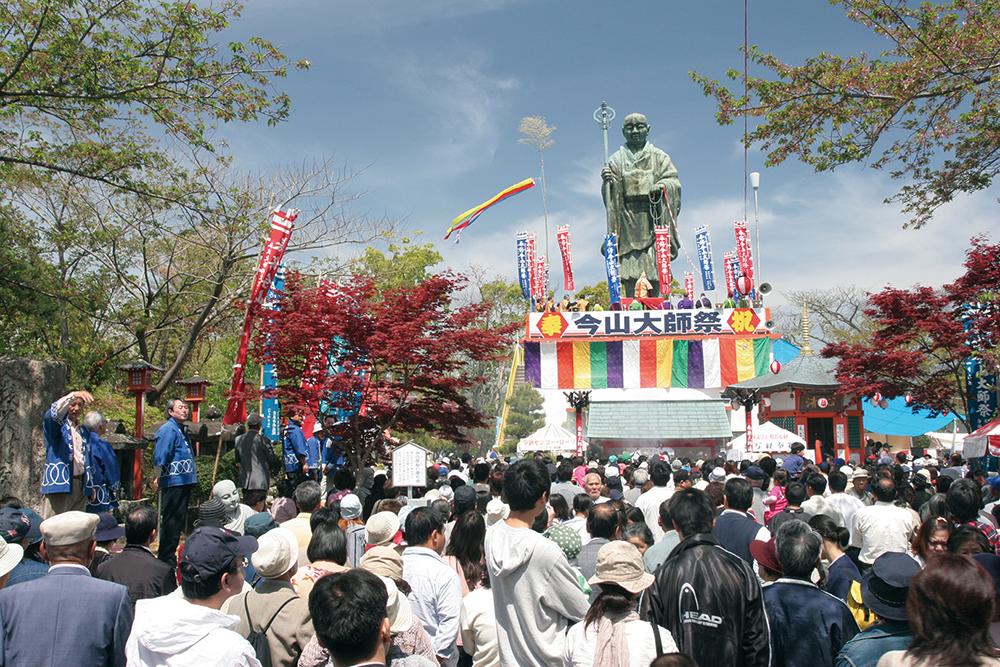 延岡大師祭♬
