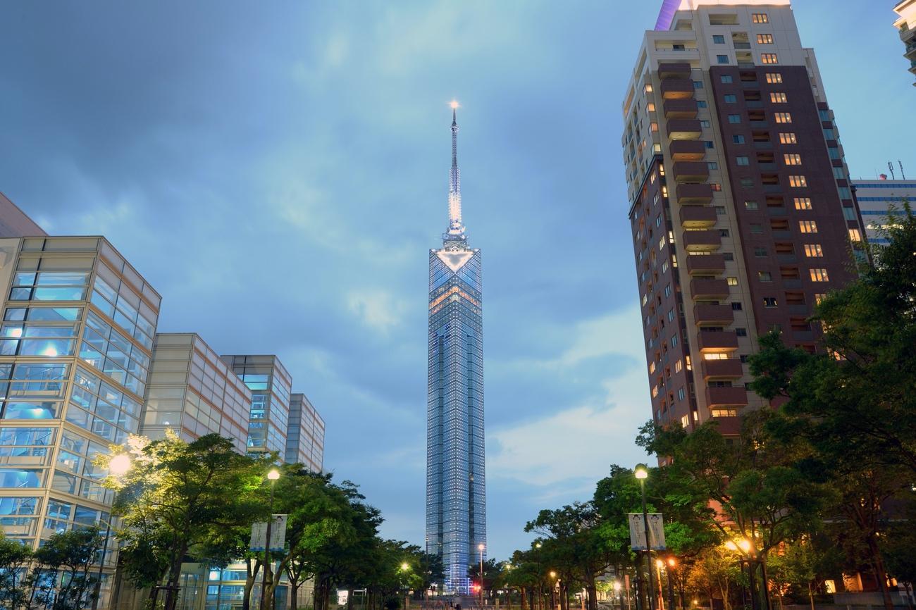 福岡市の魅力、住みやすさについてご紹介します