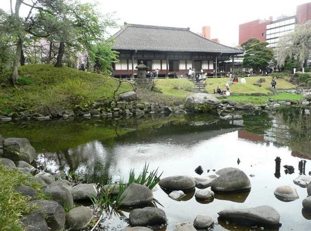 台東区 公園&自然スポット