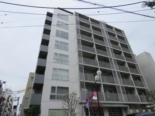 成城学園前駅前の重厚感ある賃貸マンション!広々としたワンルームでゆとりある暮らし♪