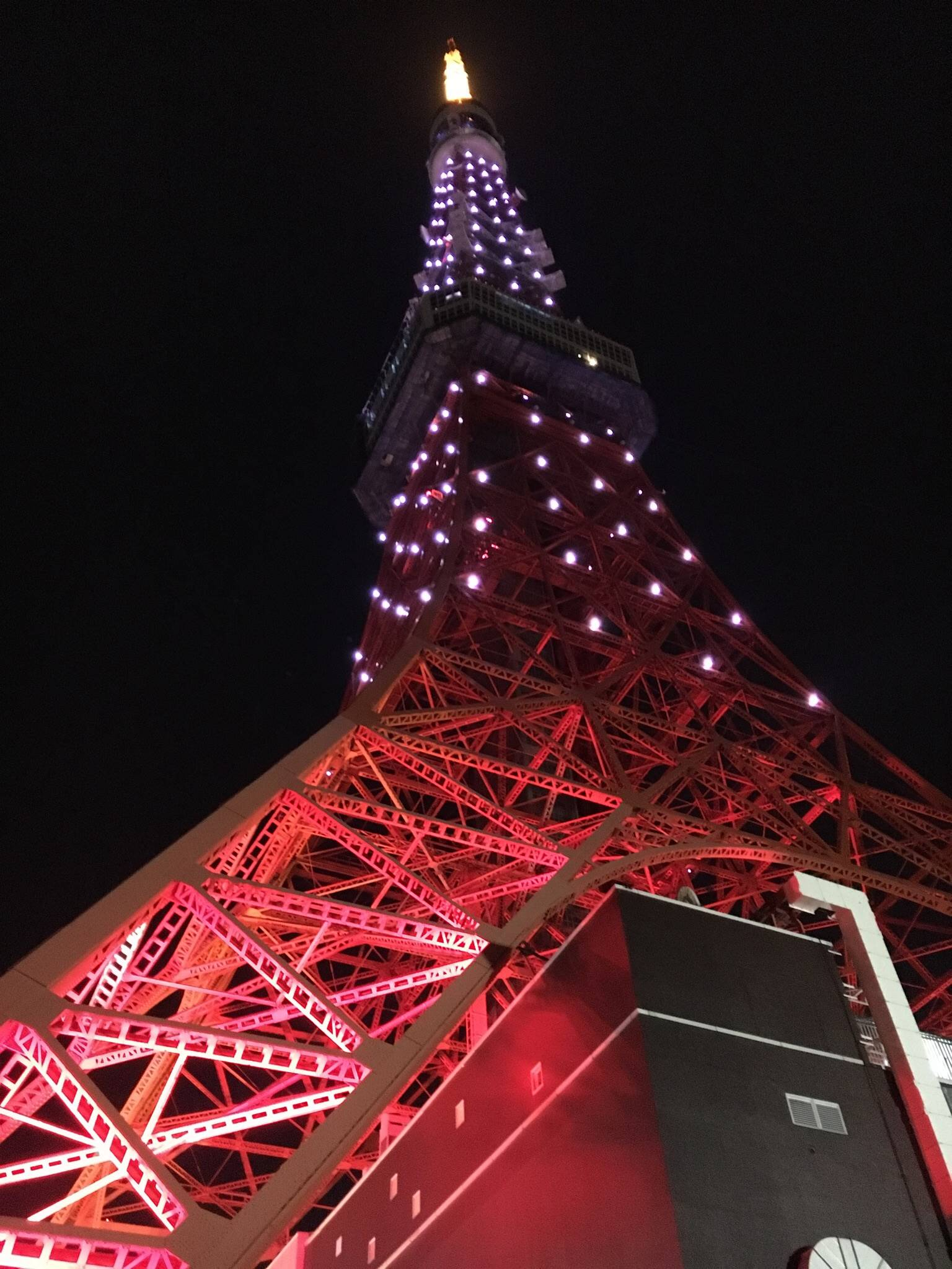 東京タワーの日