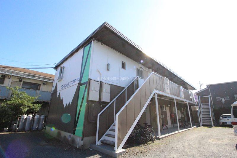 【サカエコーポB棟101】ファミリータイプ/2DK/賃48,000円