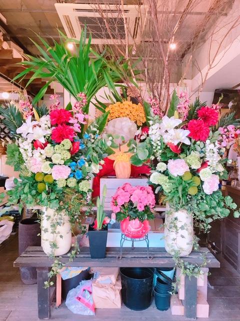 大切な人に、世界で一つだけの花を贈りたい。