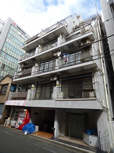 売マンション 1LDK 40㎡以上 五反田駅徒歩5分 サンロイヤル五反田