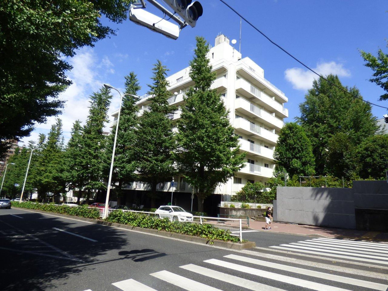【6階の角住戸】パシフィック白金台