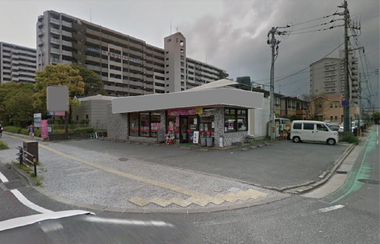【事務所・店舗】東区貝塚団地|3号線沿いロードサイド。視認性良し。