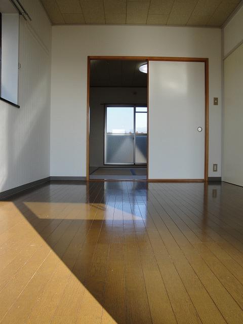 最上階・角部屋という特別な空間